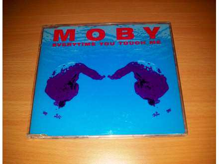 Moby - Everytime You Touch Me