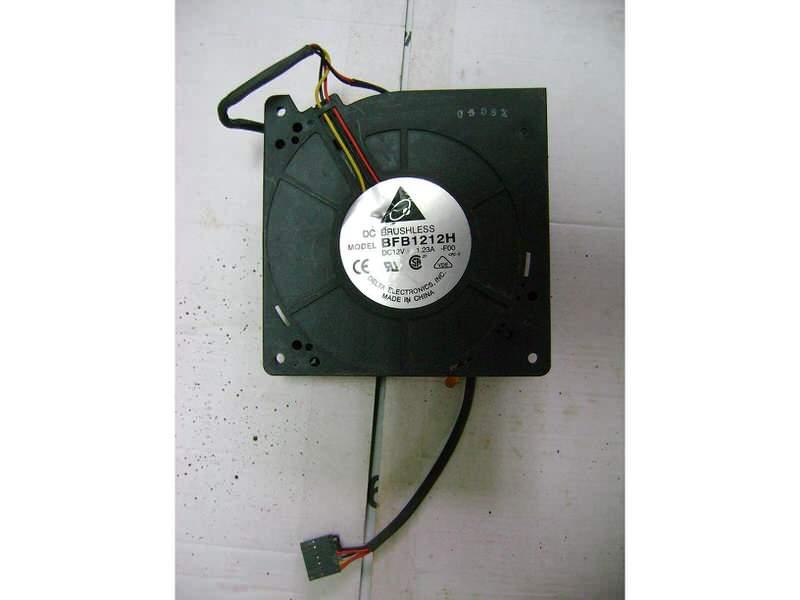 Moćan turbinski ventilator za računar