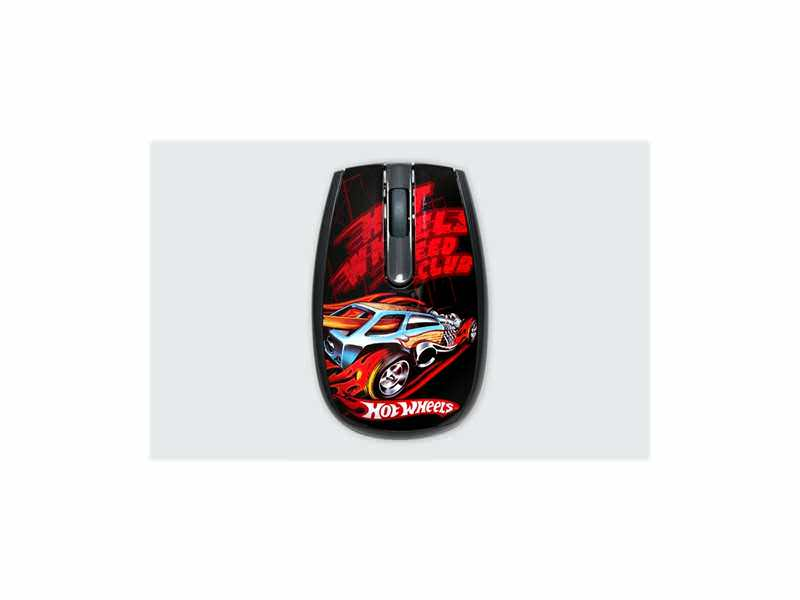 Modecom MC-320 Art Hot Wheels 2 Optical