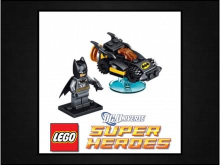 Model od LEGO kockica (DC serijal - Betmen)