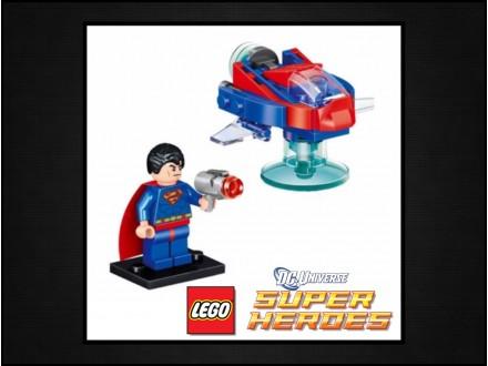 Model od LEGO kockica (DC serijal - Supermen)