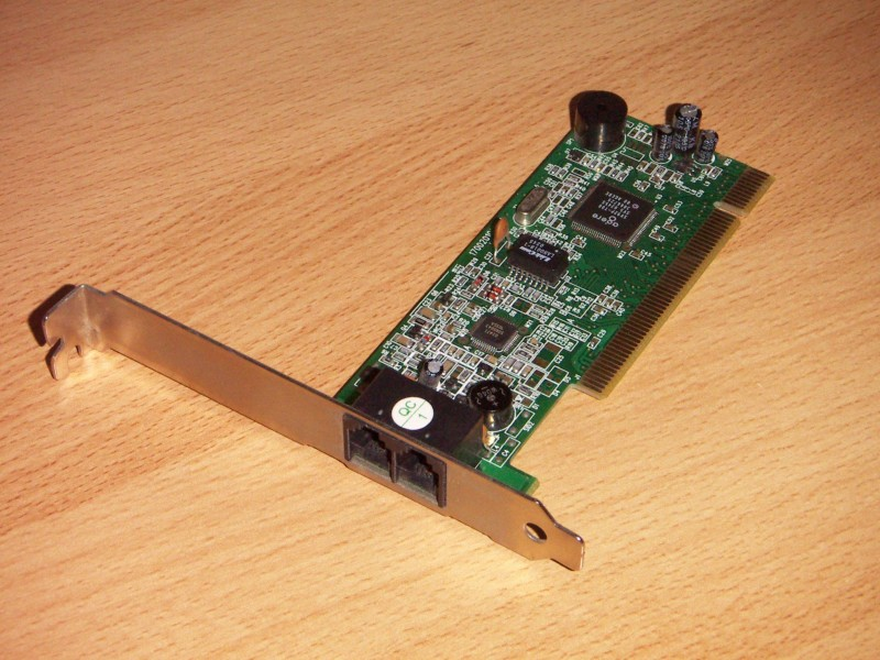 Modem 56KBS Agere PCI