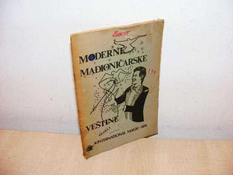 Moderne mađioničarske veštine (besplatna dostava)
