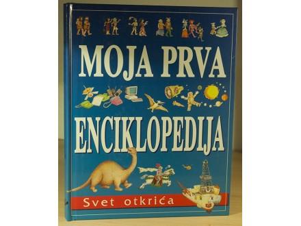 Moja prva enciklopedija - Svet otkrića