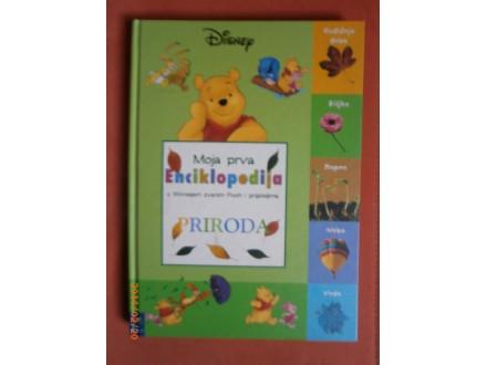 Moja prva enciklopedija, Winnie Pooh, Priroda
