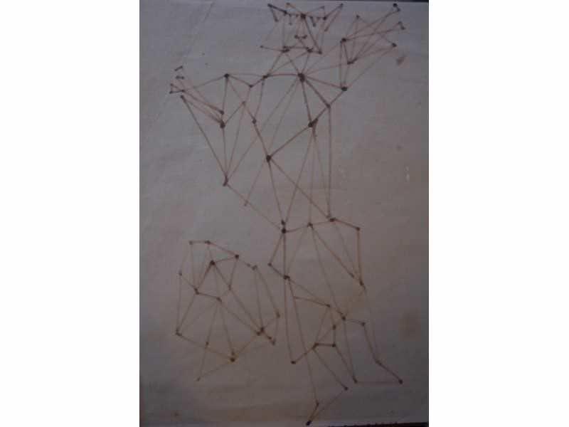 Momo Kapor, Libero Markoni - crtezi