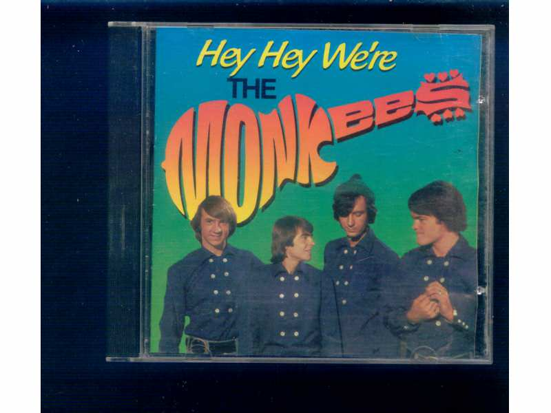Monkees, The - Hey Hey We`re The Monkees