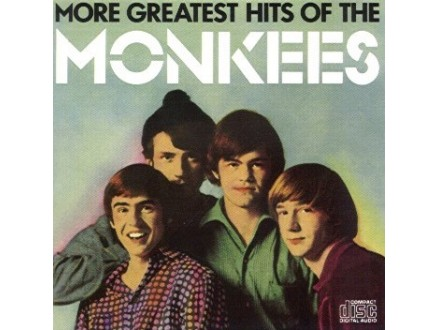Monkees, The - More Greatest Hits