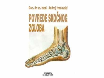Monografija Povrede skočnog zgloba NOVO