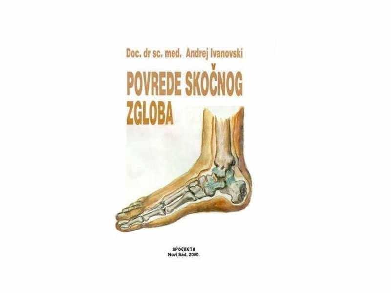 Monografija Povrede skočnog zgloba