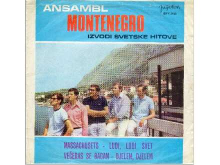 Montenegro Five, The - Izvodi Svetske Hitove