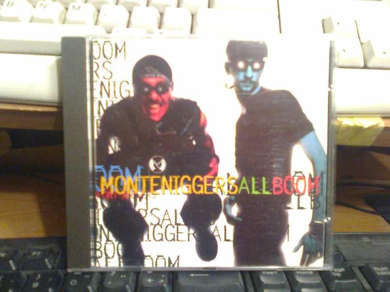 Monteniggers - Allboom