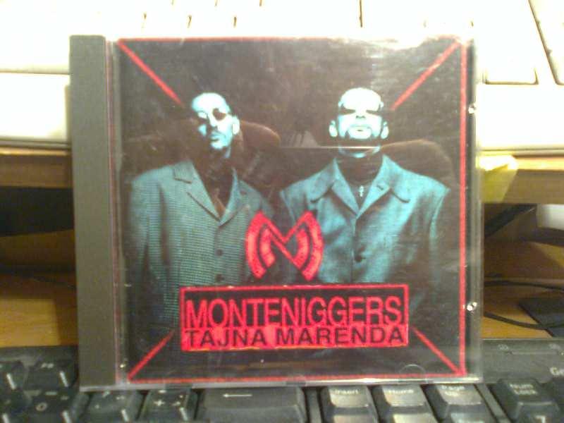Monteniggers - Tajna Marenda, CD
