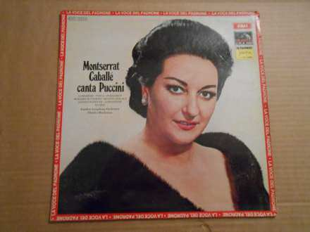 Montserrat Caballé, London Symphony Orchestra, The, Sir Charles Mackerras - Puccini Arias