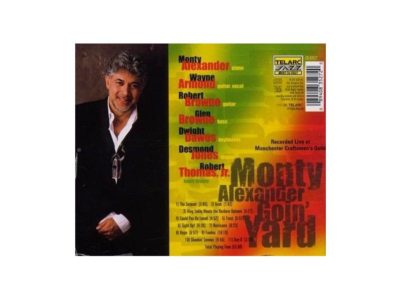 Monty Alexander - Goin` Yard