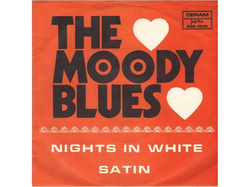 Moody Blues, The - Nights In White Satin