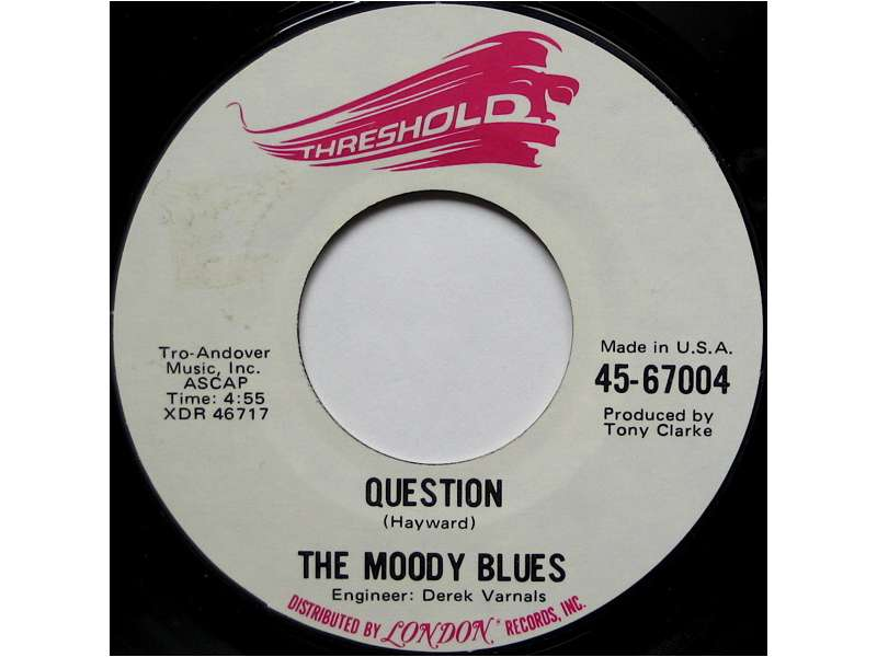 Moody Blues, The - Question