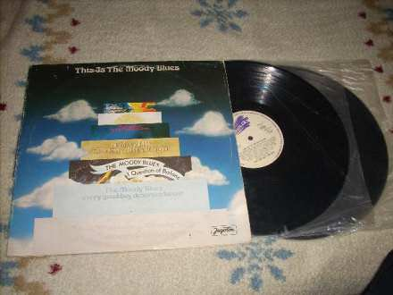 Moody Blues, The - This Is The Moody Blues 2LP