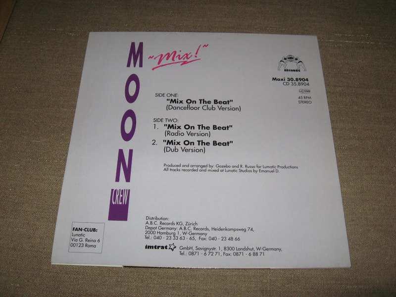 Moon Crew - MIX ON THE BEAT