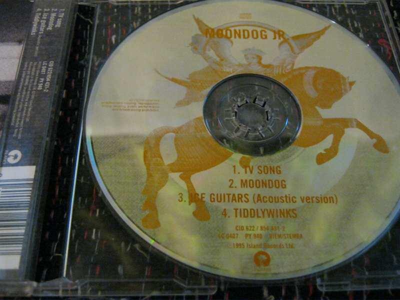 Moondog Jr. - TV Song