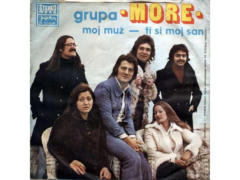 More (5) - Moj Muž / Ti Si Moj San