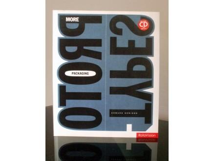 More Packaging Prototypes + CD, Edward Denison, nova