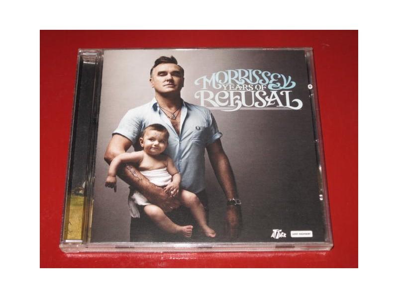 Morrissey – Years Of Refusal (CD), USA