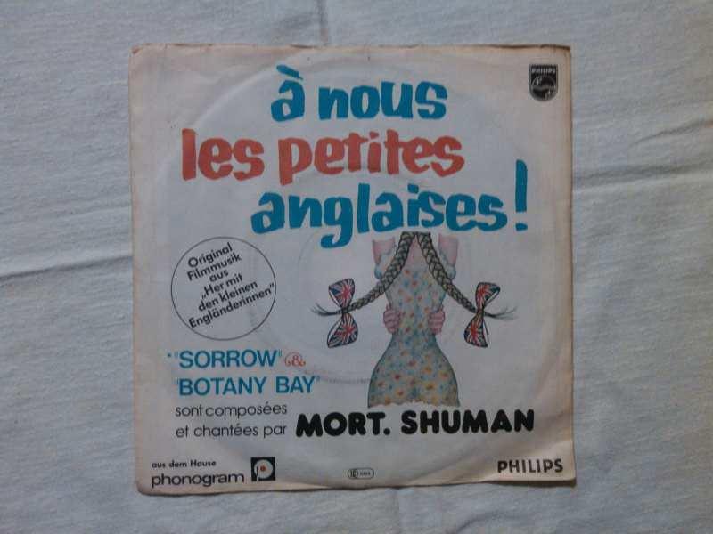 Mort Shuman - Sorrow / Botany Bay
