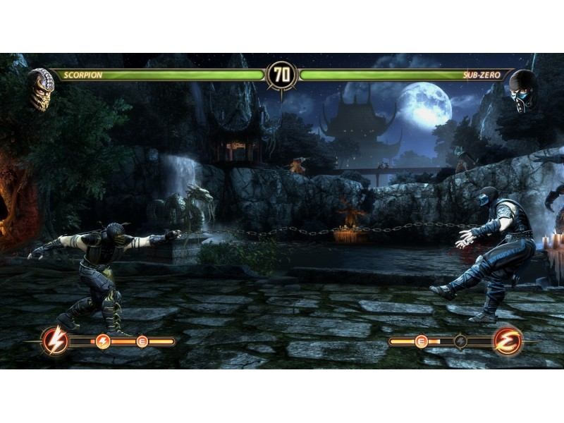 Mortal Kombat Komplete Edition i Street Fighter IV PC