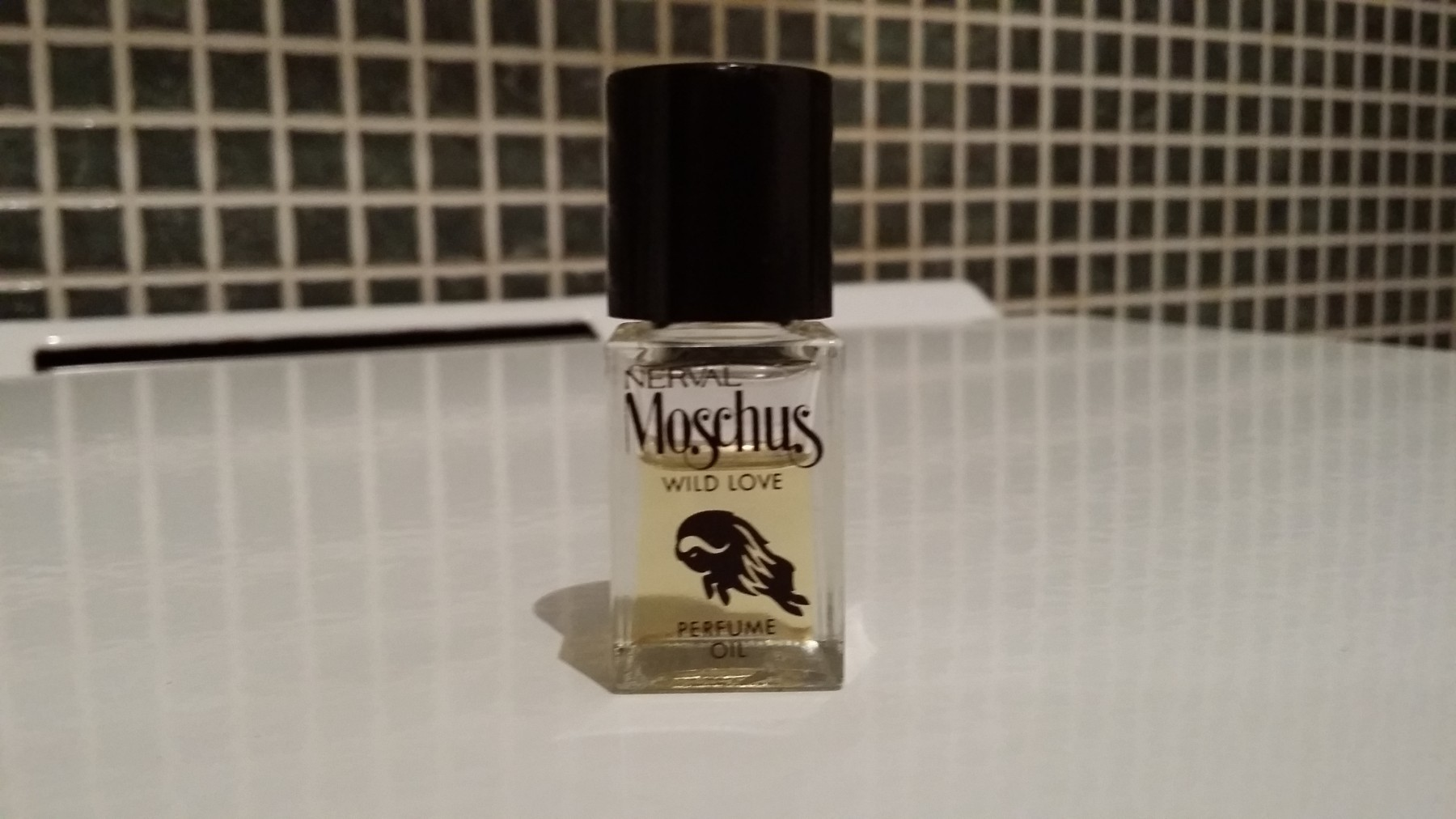 moschus oil wild love