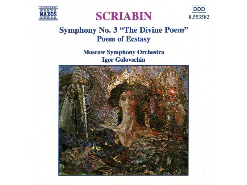 Moscow Symphony Orchestra - Scriabin - Symphony No.3 Poem of Ectasy