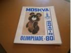 Moskva domaćin Olimpijade 1980