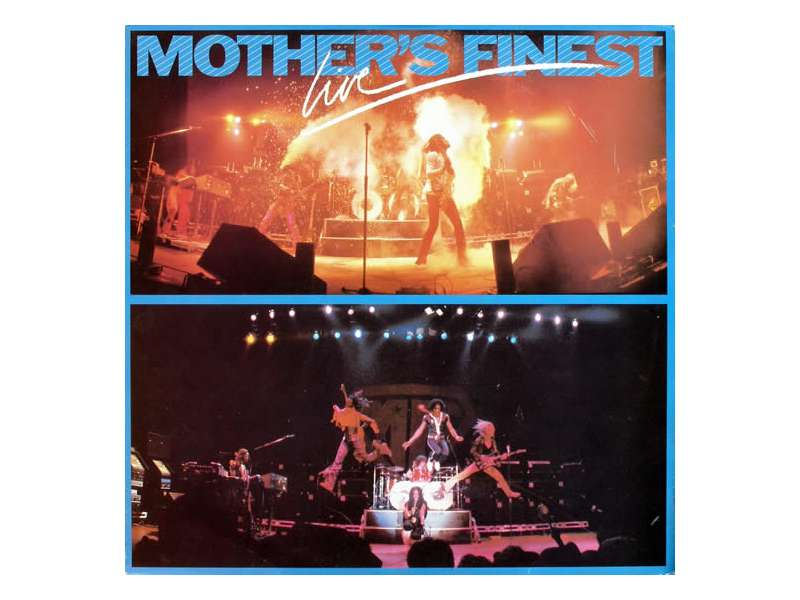 Mother`s Finest - Live