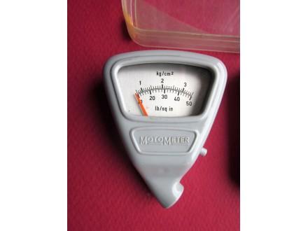 MotoMetar stari merač pritiska u gumama