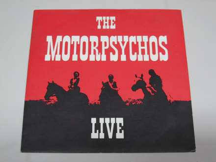 Motorpsychos, The - Live