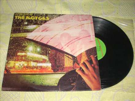 Motors, The - Approved By The Motors LP