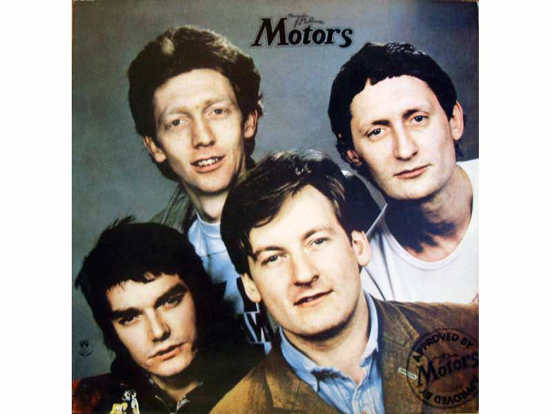 Motors, The - Approved By The Motors