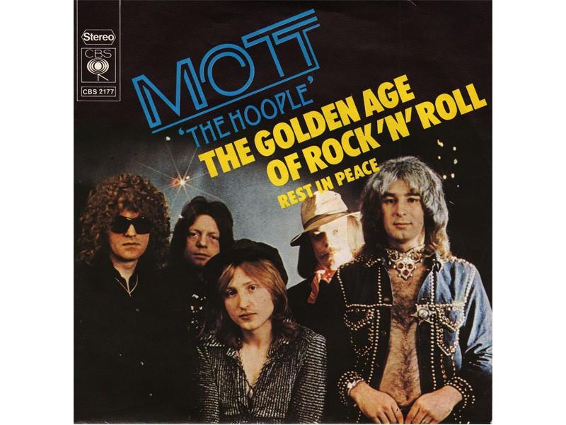 Mott the Hoople - The Golden Age Of Rock `N` Roll