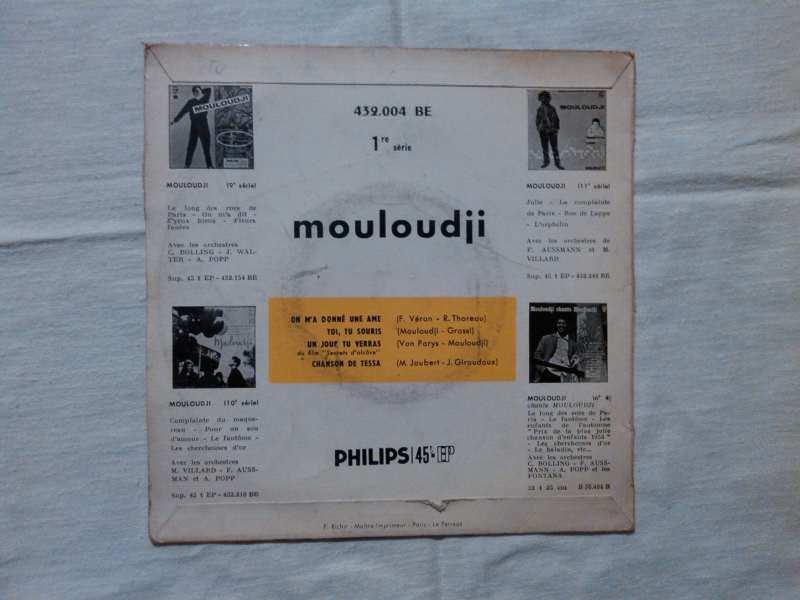 Mouloudji - N° 1