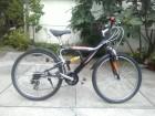 Mountain bike `Capriolo` full suspension
