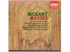 Mozart - Messes    2xCD