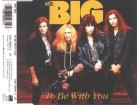 Mr. Big – To Be With You (CD Single)
