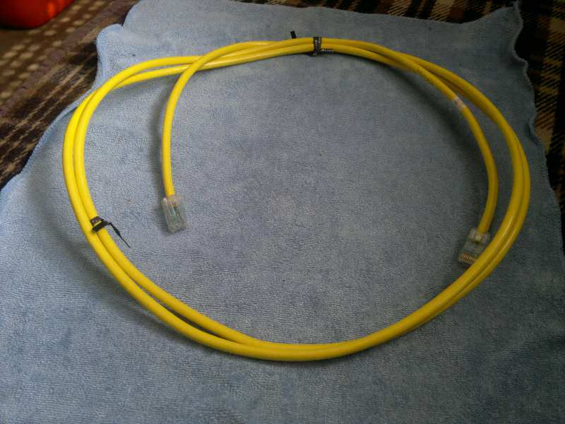 Mrežni kablić 2 m