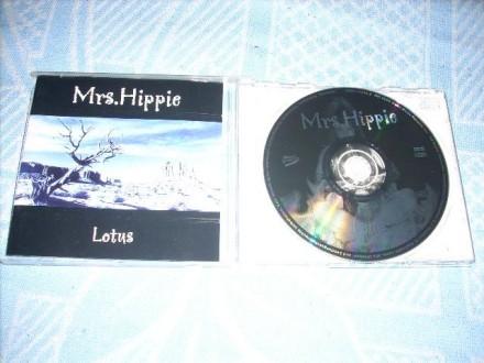 Mrs. Hippie-Lotus CD