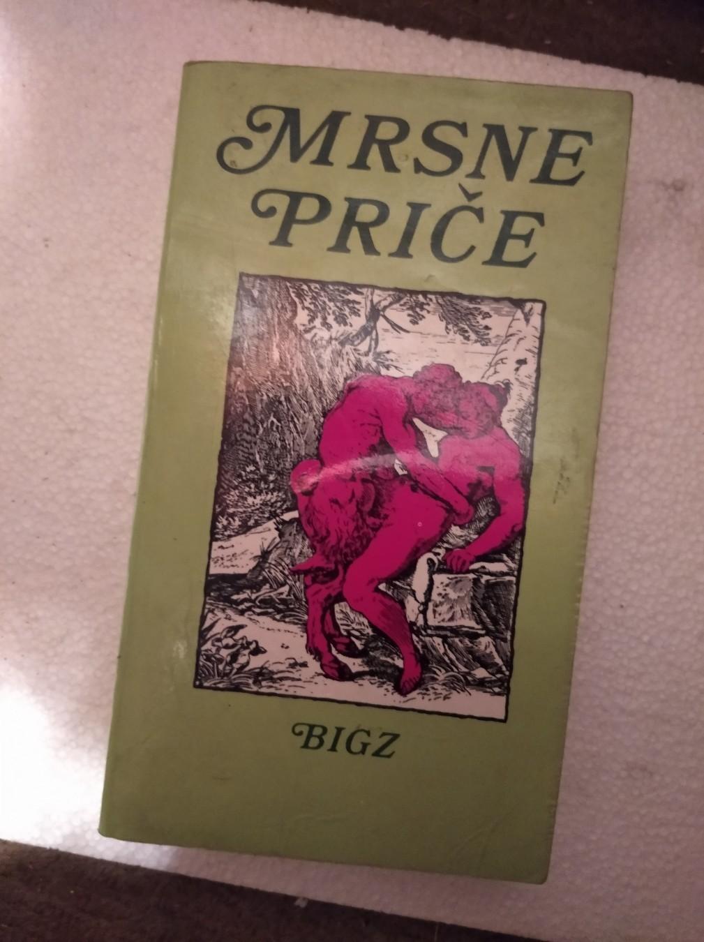 Price bezobrazne Najerotskije scene
