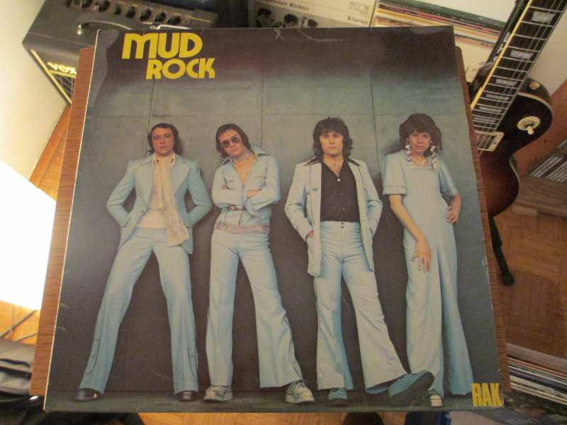 Mud - Mud Rock