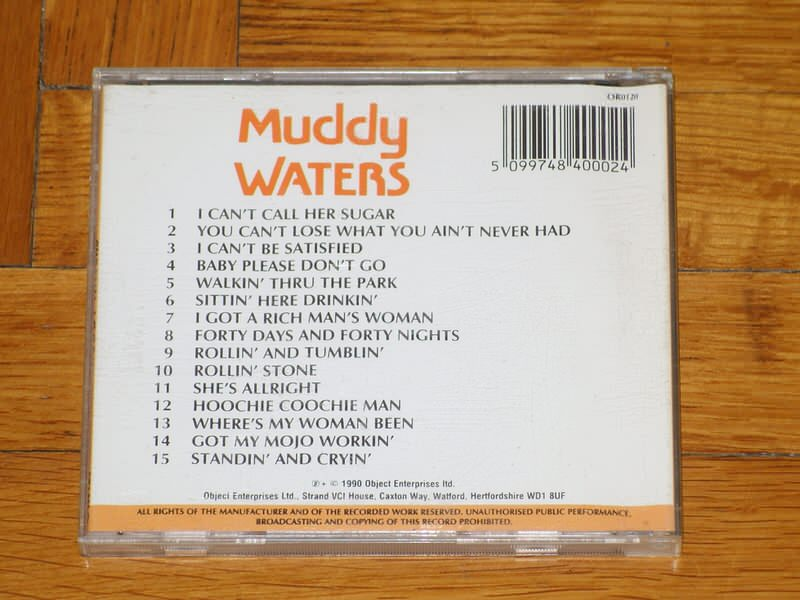 Muddy Waters - Blues Collection