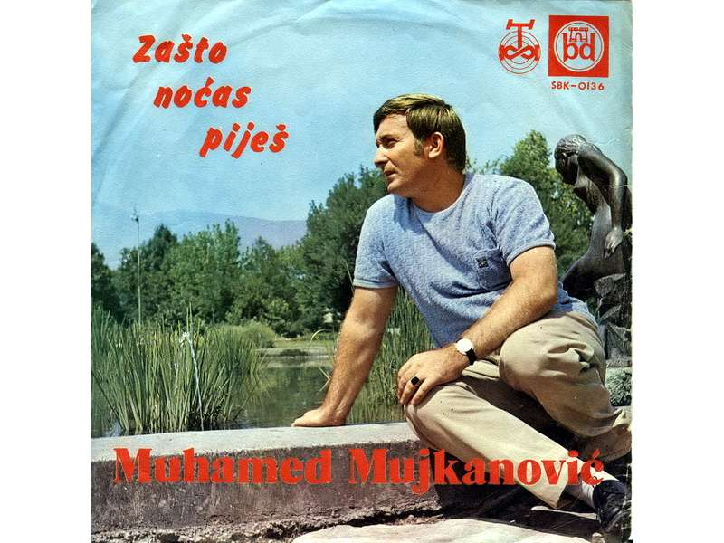 Muhamed Mujkanović - Zašto Noćas Piješ