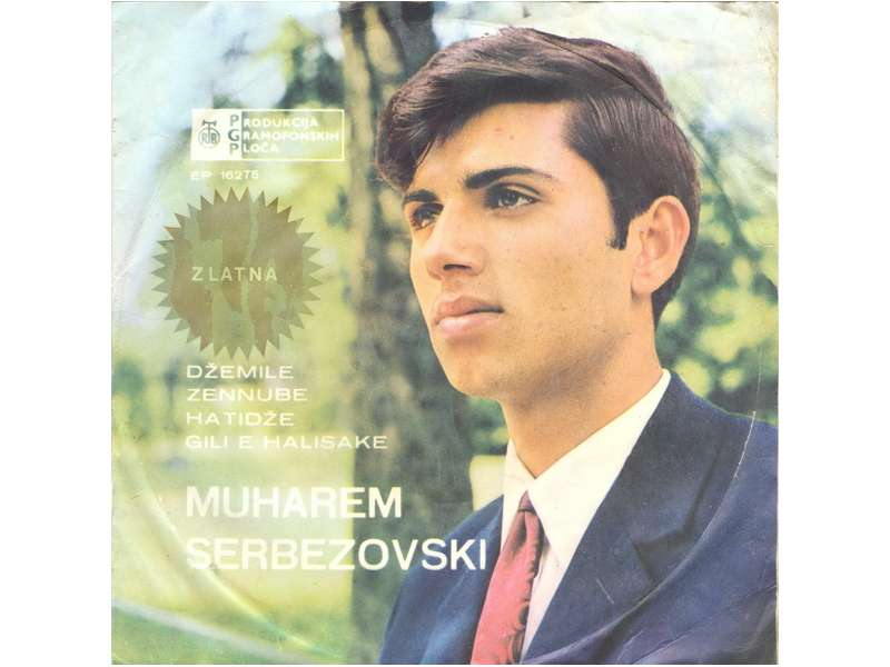 Muharem Serbezovski - Džemile (EP-SINGL)