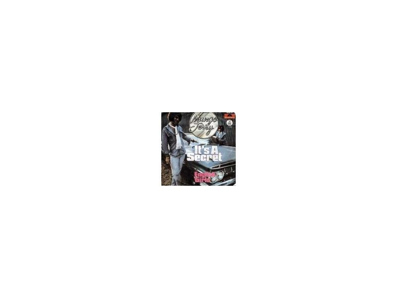 Mungo Jerry - It`s A Secret / English Girls SINGL